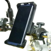 Ajustable Robusto Bicicleta Pinza Montaje & Cubierta para Lluvia Samsung Galaxy
