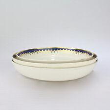 Set of 3 Early 19th Century Wedgwood Creamware Bowls Pattern No. 892 - PC