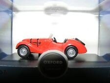 BMW 328 MILLE MIGLIA  IN Red 1938 1:76 Oxford Diecast New model