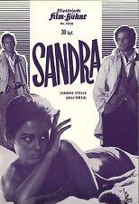 IFB 7258 | SANDRA | Claudia Cardinale, Michael Craig | Topzustand