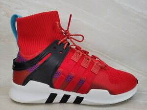 MEN ADIDAS EQT Support ADV Winter Red (BZ0640) Casual Trainers Size 7