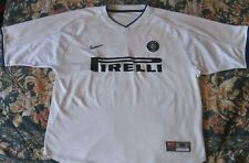 abbea1de8fc66 Camiseta Maglia Trikot Shirt INTER Internazionale Milano 9 RONALDO Size M  Away