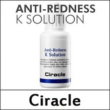 [Ciracle] Anti-Redness K Solution 30ml / Korea Cosmetic / (S1)