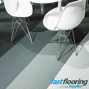 Carpet Tiles Forbo Tessera Create Space 1 - Feldspar - 5m2 Box - Retail / Office