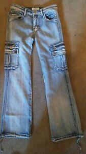 Boho, Hippy, Vintage Style Jeans