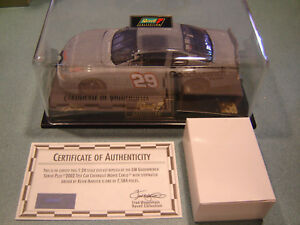 KEVIN HARVICK #29 GM GOODWRENCH TEST CAR NASCAR 2002 REVELL W/Stop Watch 1/24