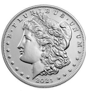 2021 Morgan Silver Dollar CC **PRESALE**