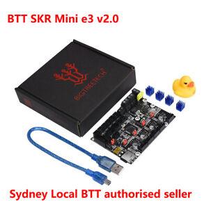 BIGTREETECH SKR MINI E3 V2.0 3D Printer 32 Bit Controller Board For Ender 3