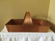 Good Directions Copper French Trug Basket - 101