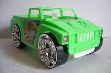 Mexican Hummer Pickup - Plastic toy Truck Made In Mexico