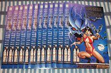 Lot of 12 copies of VAMPIRELLA SHADOWHAWK Book One CREATURES OF THE NIGHT 1995