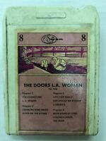 THE DOORS L.A. Woman 448 Bootleg 8 Track Tape