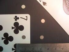4 Neodymium magnets, THINNEST Round Discs  5mm x 0.25mm  N52, Super Thin! 0.25