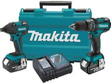 "Makita XT248 (A Grade) 18V Brushless 1/2"" HammerDrill Impact Kit, (3.0 Ah)"