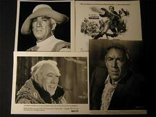 Anthony Quinn VINTAGE 8 Assorted PHOTO LOT 46Y