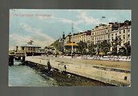 1905 Queenstown Cork Ireland Picture postcard Cover to England The Esplanade