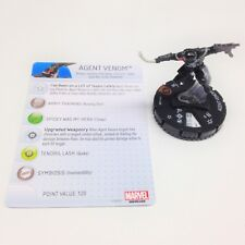 Heroclix Monthly OP Kit Agent Venom #M15-009 Limited Edition figure w/card!