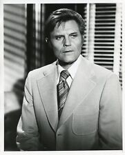 JACK LORD PORTRAIT HAWAII FIVE-O ORIGINAL 1976 CBS TV PHOTO