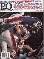 1980  Pro Q Football Annual magazine, Larry Heater, New York Giants ~ VG