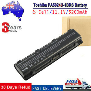 Laptop Battery for TOSHIBA Satellite PA5024U-1BRS PABAS260 C850 L800 L850