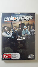 Entourage - The Complete Second Season (3 Disc Set) DVD R4