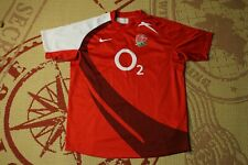 England National Team 2007 2008 Rugby Jersey shirt Maglia Nike Original Size L
