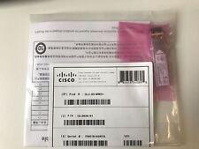 NEW Cisco GLC-SX-MMD 1000Base SE-SX SFP Transciever Module