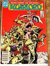 DC COMICS #108 THE WARLORD HIGH GRADE NM FREE BAGGED & BOARDED