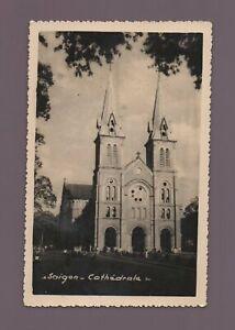 Vietnam - Saigon - Die Kathedrale (K8698)