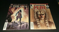 STAR WARS Jedi Jedi Shaak Ti and Thrawn 1 TB key comics htf readers lot Fine