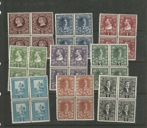 Montenegro MH/MNH blocks