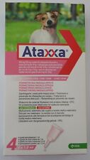 Pack 4 Ataxxa medium dog 4kg - 10 kg (9lb - 22 lb) - 4 pipettes Spot on