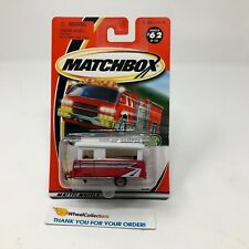 #5  Pop-Up Camper #62 * RED * Matchbox * JD18