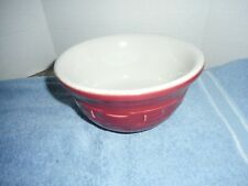 Longaberger Pottery Soup/Salad/Cereal Bowl Paprika Free Shipping