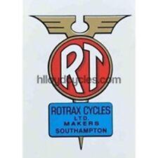 ROTRAX seat tube transfer
