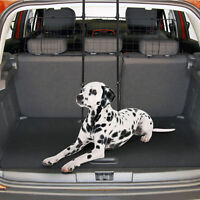 Expendable Pet Car Barrier Auto Vehicle Wire Fence Gate Safety Guard Black