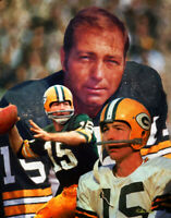 Bart Starr Green Bay Packers QB Quarterback 3 NFL Football 8x10-48x36 CHOICES