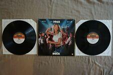 1965 Classic Rock Vinyl LP Time Life Music SCLR-01