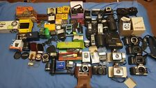 Vintage Retro Camera Photography Dark Room Flash Gun Job Lot