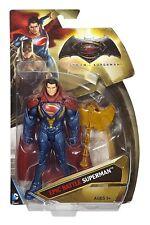Mattel Djg35 Batman V Superman Dawn of Justice 15cm Action Figure Damaged