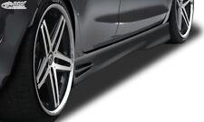 "RDX Seitenschweller FORD Fiesta MK7 JA8 JR8 Schweller ""GT4"" Set Spoiler"