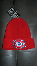 Montreal Canadiens Hat Cap Mens Womens Size New Tuque