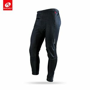 Men Cycling Pants Winter Bicycle Windproof Outdoor Breathable MTB Sports Tights