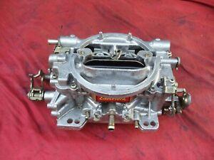 Edelbrock 1407 manual  Choke 4 Barrel Carburetor 750 CFM