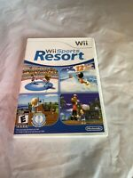 Wii Sports Resort Nintendo Wii Game Complete In Case SEALED BRAND NEW FREE SHIP