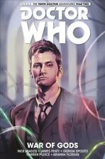 Doctor Who the Tenth Doctor 7 : War of Gods, Hardcover by Abadzis, Nick; Peat...