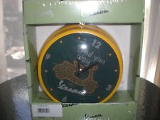 Horloge Murale VESPA Labyrinthe 19cm