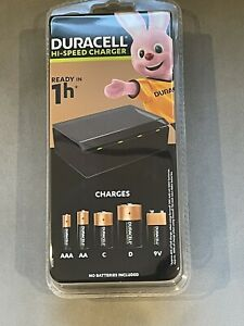 Duracell Hi-Speed Multi Battery Charger CEF22