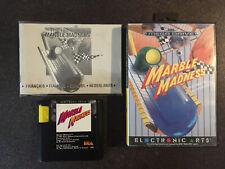 Sega Megadrive Marble Madness complet