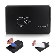 125Khz USB RFID berührungsloser Proximity Sensor Smart ID Kartenlesegerät EM4100